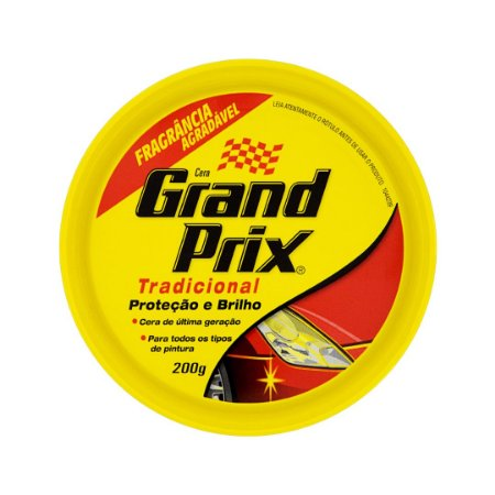 CERA GRAND PRIX TRADICIONAL 200gr