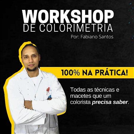 WORKSHOP DE COLORIMETRIA