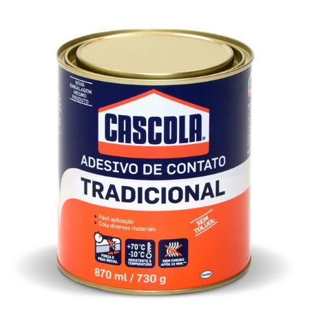 COLA TRADICIONAL SEM TOLUOL - CASCOLA