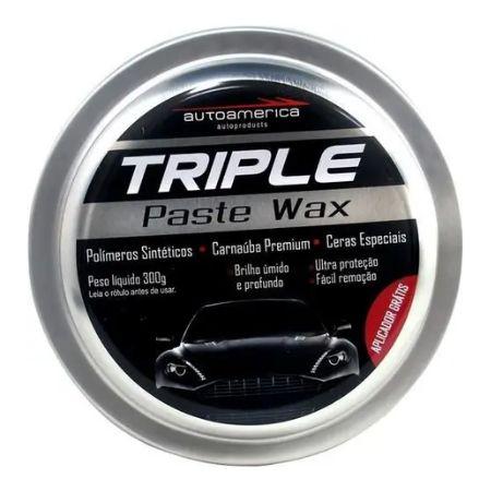 TRIPLE WAX 300gr - AUTOAMERICA