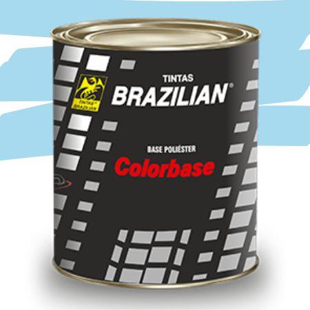 BASE POLIESTER AZUL ALLEGRO MET FIAT 96 900ml - BRAZILIAN
