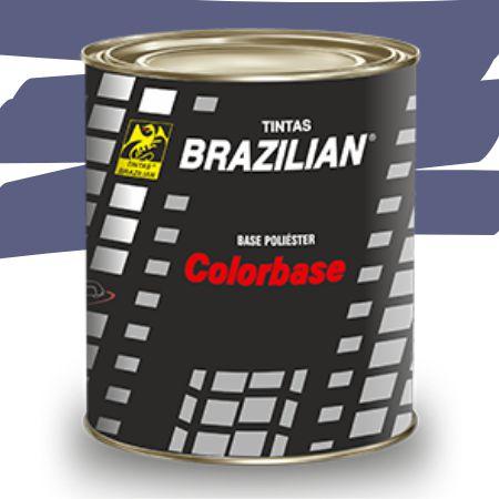 BASE POLIESTER AZUL NOBRE PEROLIZADO VW 94 900ml - BRAZILIAN