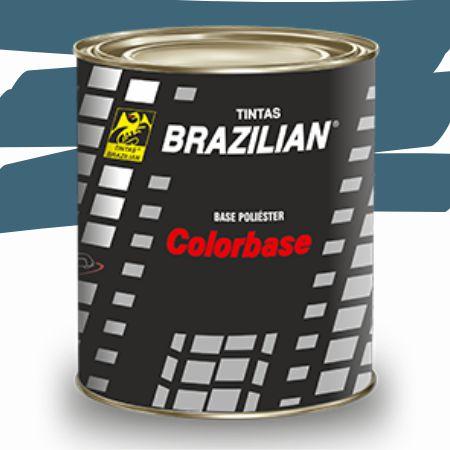 BASE POLIESTER AZUL SKY PEROLIZADO GM 13 900ml - BRAZILIAN