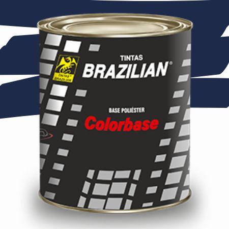 BASE POLIESTER AZUL TURNER PEROLIZADO GM 97 900ml - BRAZILIAN