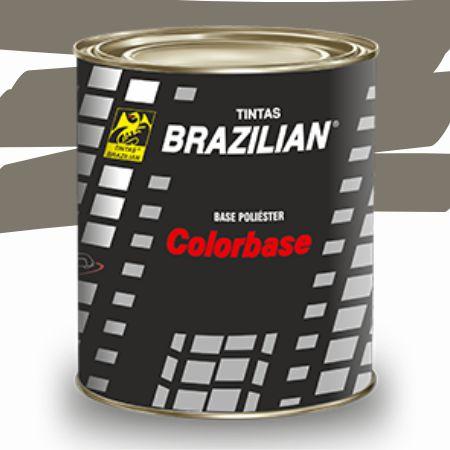 BASE POLIESTER BEGE FLASH MET VW 87 900ml - BRAZILIAN