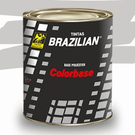 BASE POLIESTER CINZA ANDINO PEROLIZADO VW 91 900ML - BRAZILIAN
