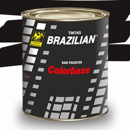 BASE POLIESTER CINZA BARTOK MET. GM 94 900ml - BRAZILIAN