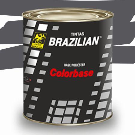 BASE POLIESTER CINZA BLUET MET. GM 07 900ml - BRAZILIAN