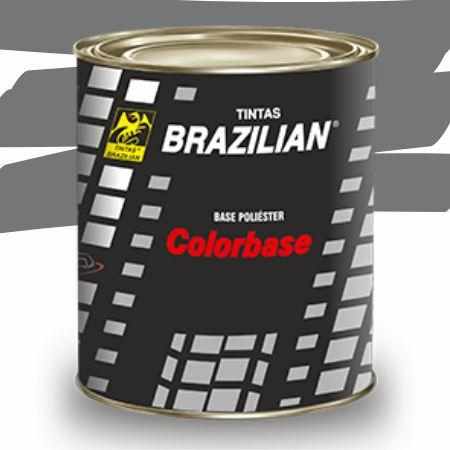 BASE POLIESTER CINZA PONTAL MET. GM 2000 900ml - BRAZILIAN
