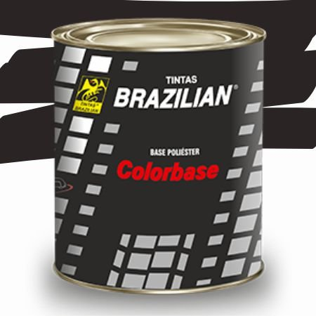 BASE POLIESTER CINZA SAND MET. GM13 900ml - BRAZILIAN
