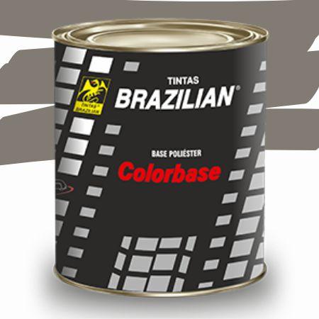 BASE POLIESTER CINZA TELURIUM MET. FIAT 09 900ml - BRAZILIAN
