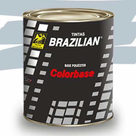 BASE POLIESTER PRATA CAIRO FORD 99 - 69 900ml - BRAZILIAN