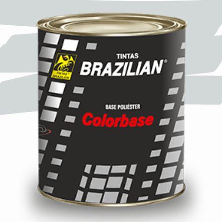 BASE POLIESTER PRATA POLARIS MET. GM 05 900ml - BRAZILIAN
