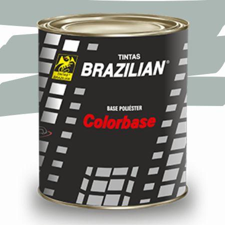 BASE POLIESTER VERDE CRISTALINO MET. VW 84 900ml - BRAZILIAN