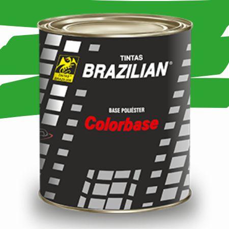 BASE POLIESTER VERDE GALERA PEROLIZADO GM 2000 900ml - BRAZILIAN