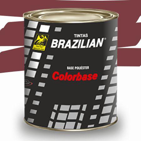 BASE POLIESTER VERMELHO BRETON PEROLIZADO GM 97 900ml - BRAZILIAN