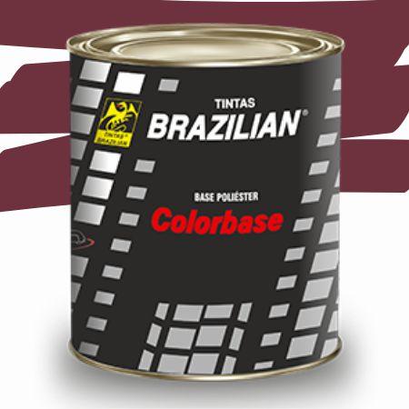 BASE POLIESTER VERMELHO GOYA PEROLIZADO GM 95 900ml - BRAZILIAN