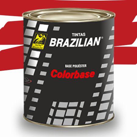 BASE POLIESTER VERMELHO TROPIC BPL HYNDAI 13 - BRAZILIAN