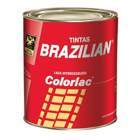 COLORMIX LACA NITRO MARROM AVERMELHADO BL 8225 900ml - BRAZILIAN