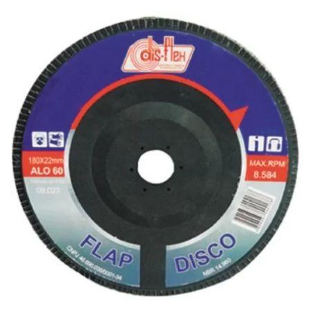 DISCO FLAP CONE ALO 80 4.1/2 - DISFLEX