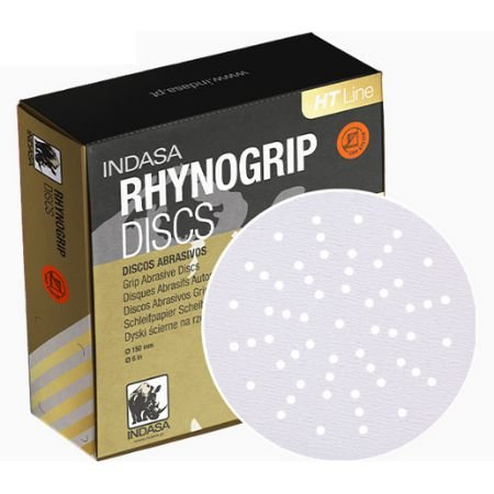DISCO HOOKIT RHYNOGRIP HT ULTRAVENT D150 57F P400 - INDASA