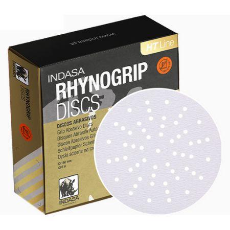 DISCO HOOKIT RHYNOGRIP PLUS ULTRAVENT D150 21F P120 - INDASA