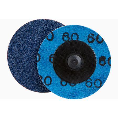 DISCO LOCKING 50MM P80 (ZIRCÔNIO) - INDASA