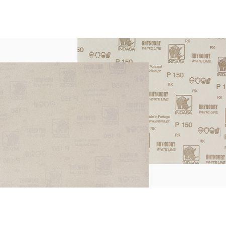 LIXA SECO RHYNODRY WHITE P280 - INDASA