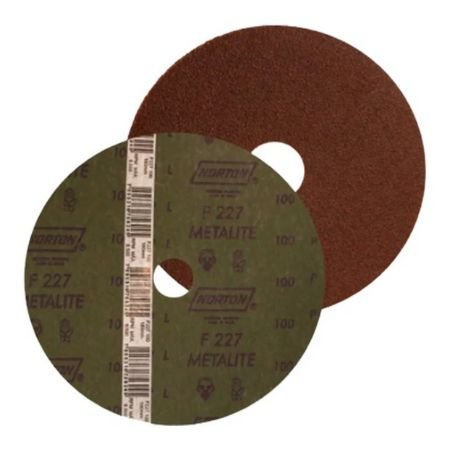 DISCO DE FIBRA 60 4 1/2 - NORTON