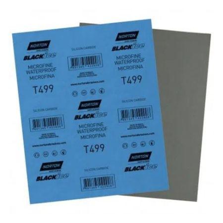 LIXA BLACK ICE T-499 1200 AZUL - NORTON