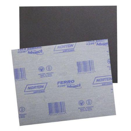 LIXA FERRO P120 - NORTON