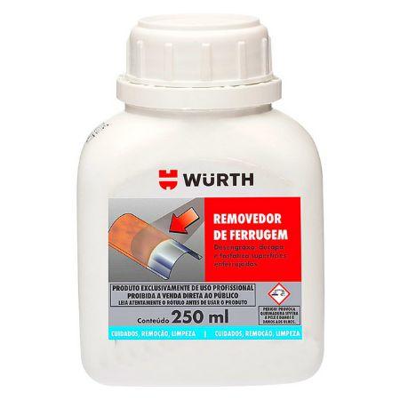 CONVERTEDOR DE FERRUGEM 250ml - WURTH
