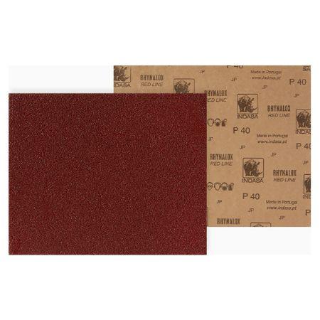LIXA SECO RHYNALOX RED LINE GRÃO 1500 - INDASA