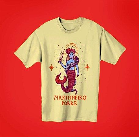 Camiseta - Marinheiro Porre (Pré-Venda)