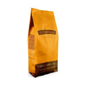 Café 100% arábica premium torrado em grãos Di Famiglia - 1kg