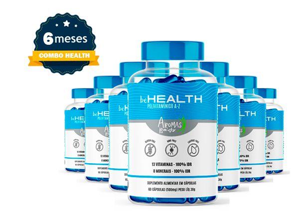 Combo Health 6 meses + Brinde