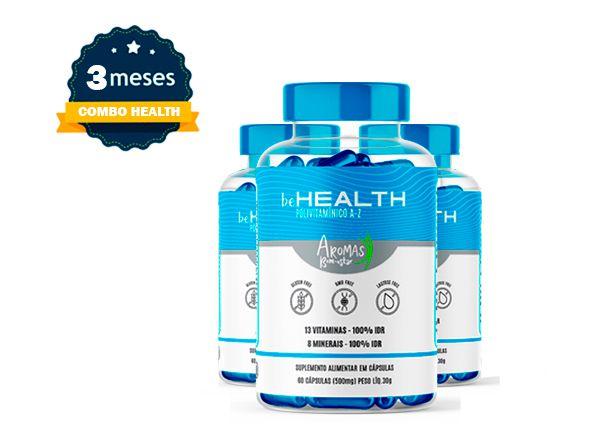 Combo Health 3 meses + Brinde