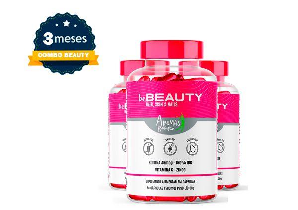 Combo Beauty 3 meses + Brinde
