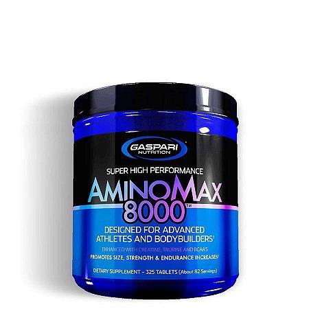 AMINOMAX 8000 350 TAB - GASPARI