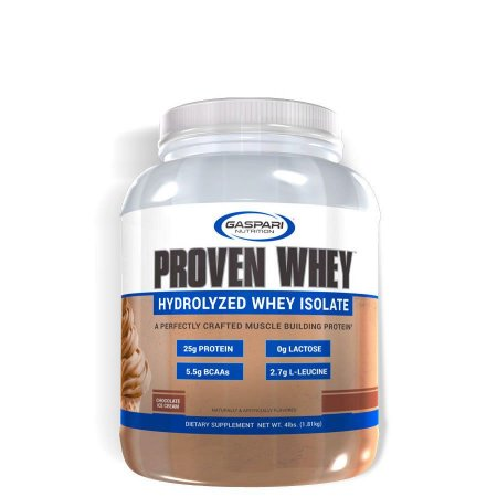 PROVEN WHEY 4LBS/1810G  CHOCOLATE - GASPARI - Day Offer