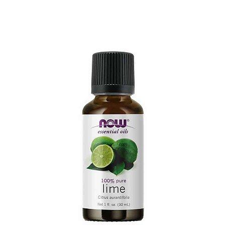 Óleo Essencial Lime (Lima) 30 ml - 100% Puro - NOW FOODS