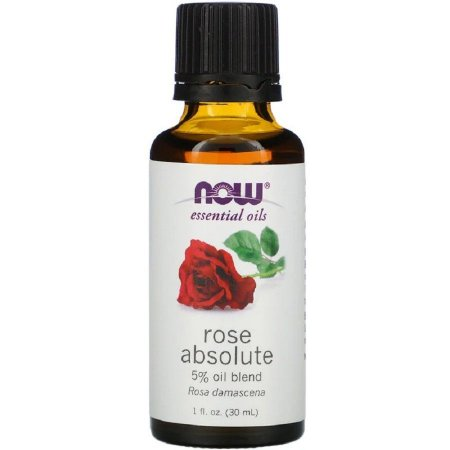 Óleo Essencial Rose Absolute (Rosa Absoluta) 30 ml  - NOW FOODS