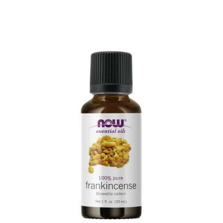 Óleo Essencial Frankincense (Olíbano) 30 ml - 100% Puro - NOW FOODS