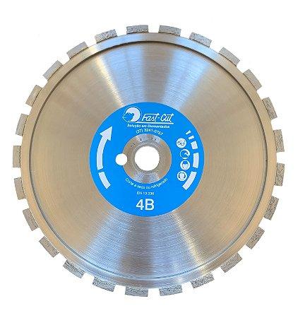 Disco Diamantado Concreto 300mm - Para Juntas/frisos De 15mm