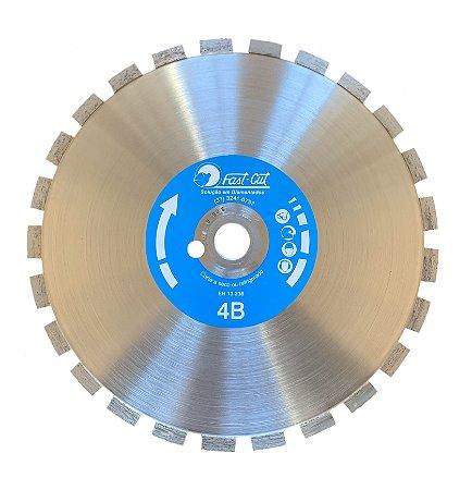 Disco Diamantado Concreto 300mm - Para Juntas/frisos De 10mm