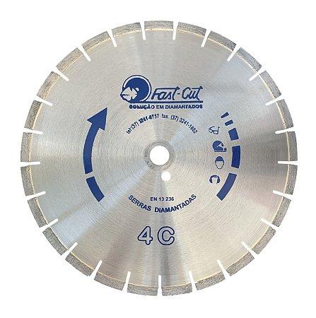 Disco Diamantado Serra Concreto Asfalto Junta Dilatação 370mm