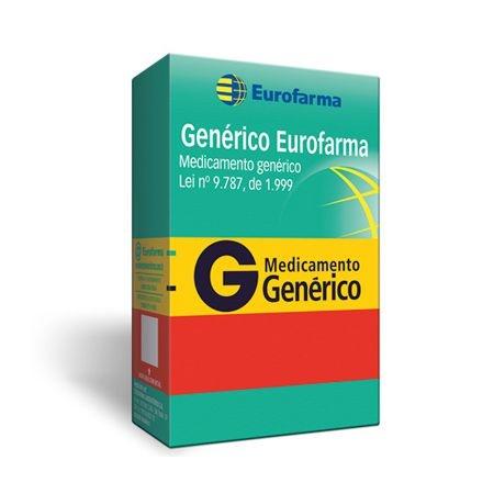 Azitromicina Di-Hidratada 500mg 60 comprimidos eurofarma