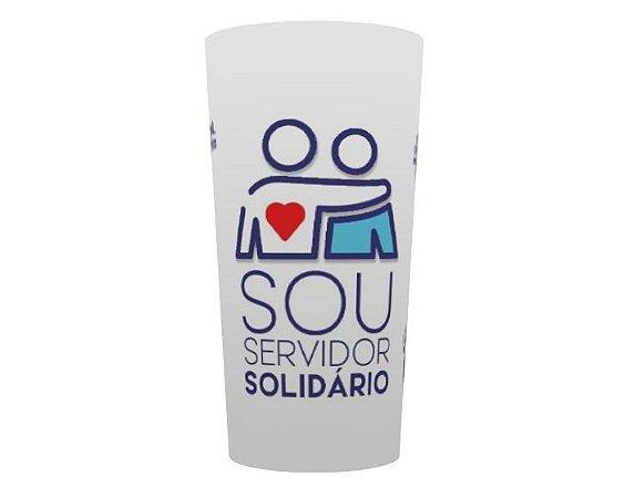 Eco Copo Sou Servidor Solidário - 400ml