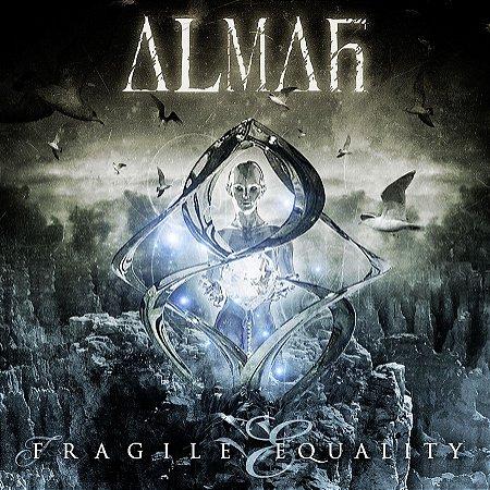 CD - Almah - Fragile Equality