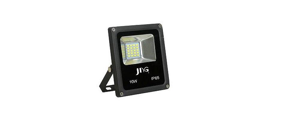 Refletor Led Eco Jng 10w 3000k